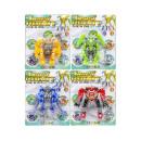 beast robot, blister card, 21x17x6cm