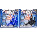 police play set, blister card, 27x28cm