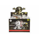 pirate set Set of 6 pirate ring, box 21,5x15,5x14c
