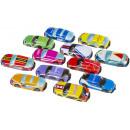assorted colors clicker car, 7x3cm