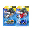 wholesale Toys: mini monstertruck with cover, 17x10,5cm