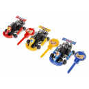 go-cart with launcher pp, 9cm