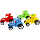 colored tractor pp, 4 times assorted , 8x6cm