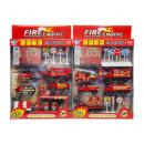 Großhandel Modelle & Fahrzeuge: diecast Feuerset -4-, 2 fach sortiert 33 x 21 x 4