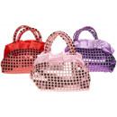 purse glitter colors pp, bag 16 cm