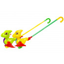 dino riding stick, 47cm stick
