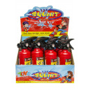 fire extinguisher squirt, 18x5cm