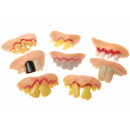 wholesale Household & Kitchen:ugly teeth pp, 8cm