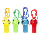 football whistle rope, bag 25x8x4cm