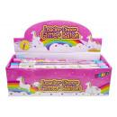 wholesale Household Goods: glitter baton unicorn, 31,5cm