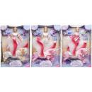 unicorn wings doll long cwbo, box 44x29x9cm