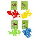 wholesale Puzzle: dinosaur puzzle pp, bag 5x6cm