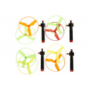 Set of 2 flying disc pp, 10cm Ø10cm
