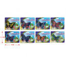 wholesale Outdoor & Camping: kite butterfly, 15x12,5cm