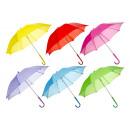 Großhandel Taschen & Reiseartikel: Regenschirm, Rippe 30cm Ø50cm