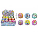 wholesale Sports and Fitness Equipment: anti-stress ball unicorn, 6cm Ø6cm