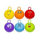 hurtownia Zabawki: 18 uśmiechnięta piłka skacząca, 18 / 380gr Ø46cm
