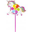 wholesale Bags & Travel accessories: windmill unicorn, 28,5cm - stick 30cm Ø15cm