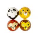 animal face ball m, 10cm Ø10cm