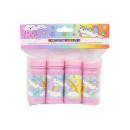 wholesale Toys: unicorn bubbles 60ml, 8,5x3,5cm - 60ml Ø3,5cm