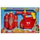 firefighter watergun box, 57x38x9cm