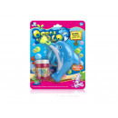dolphin bubble gun, blister card, 21,5x17x5cm
