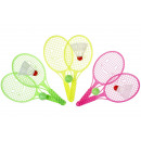 wholesale Balls & Rackets: tennis set with ball & shuttle, 27,5x11,5cm