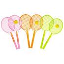 nagyker Sport és szabadidő: tennisset szín gömbhálóval, 52cm Ø21cm