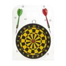 juego de dardos 15cm, tarjeta blíster, 18x23,5cm Ø