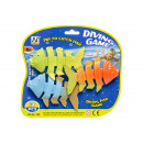 wholesale Other: diving game fish, fish 11cm - bc 21x19,5cm