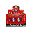 wholesale Sports & Leisure: basketball set, 2x8x16,5cm - header 2,5cm