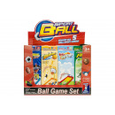 sports games, 4 times assorted , 21x8x2,5h2,5cm