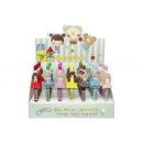 wholesale Gifts & Stationery:ballpen girl, 14cm