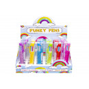 wholesale Pencils & Writing Instruments: sequin ballpen, colors 6 times assorted , 14cm