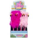 wholesale Gifts & Stationery: ballpen boa flamingo, 26cm