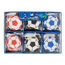 Großhandel Bälle & Schläger: Radiergummi Football 4 cm - 0,8 cm dick Ø4 cm