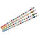 pencil multiplication tables, 18,75cm - 0,7cm thic