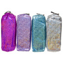 wholesale Gifts & Stationery: pencil case mermaid scales pp, 22x8x7xcm