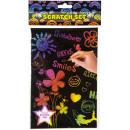 wholesale Bags & Travel accessories: Set of 8 scratch sheets pph, 21x15cm - h5cm