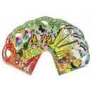 mayorista Joyas y relojes: libro de colores con pegatinas, libro 13x9,5cm
