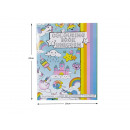 ingrosso Articoli da Regalo & Cartoleria: libro da colorare unicorno l, 20x28cm