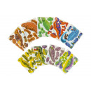 wholesale Bags & Travel accessories: 3d dinosaur mini pp, card 7x6x0,1cm