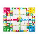 ludo game, bag 7x7,5cm