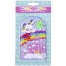 pinball game unicorn, 19x10cm