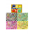 wholesale Toys: snakes & ludo game pp, 2 times assorted , bag 9x16