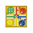 Großhandel Gesellschaftsspiele: ludo game pp, tasche 21,5x28cm