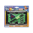 snooker xs, blister card, 19x21,5cm