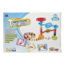 marble + domino game Set of 33, 28x20x8cm