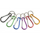 wholesale Keychains: key chain bonanza small, musketon 6cm