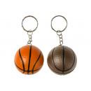 wholesale Necklaces: key chain basketball foam, 4cm